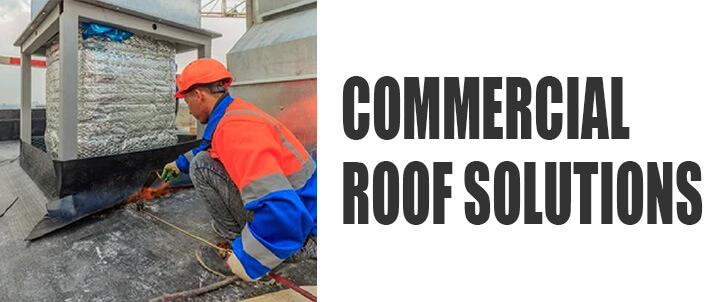 Commercial Roof Solutions roof repairman