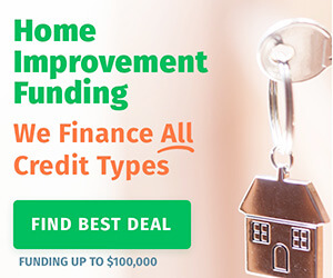 home improvement funding